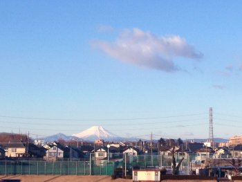 富士山200209