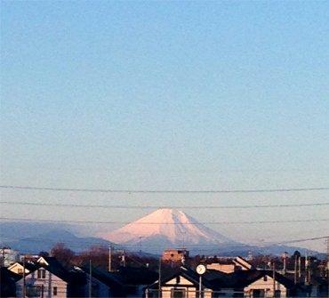 朝の富士200218