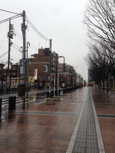 今日は雨200310