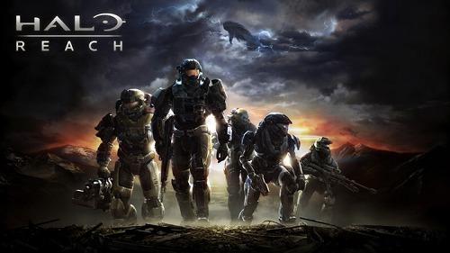 待望のHaloシリーズ最新作「Halo Reach」