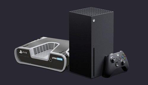 【悲報】ゲーム開発者がリーク!「PS5はXbox Series Xよりも巨大になる」