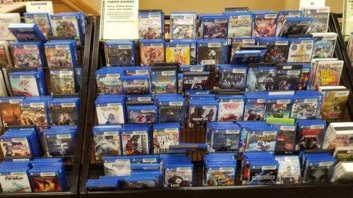 PS4ゲームレンタル