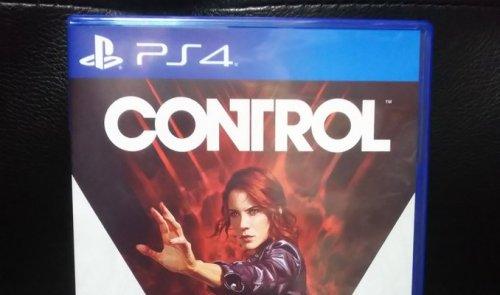 PS4コントロール