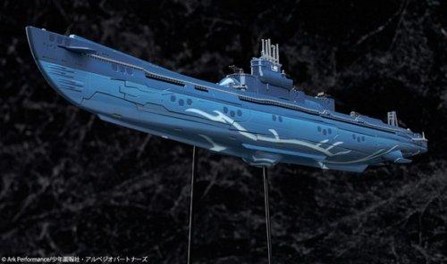 『蒼き鋼のアルペジオ -アルス・ノヴァ-』「イ401」