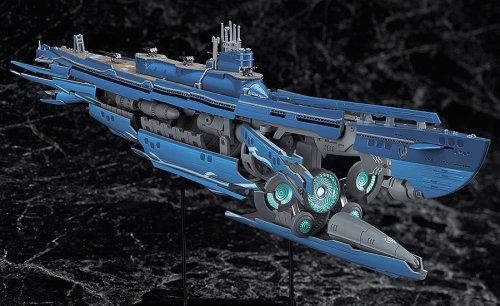 『蒼き鋼のアルペジオ -アルス・ノヴァ-』「イ401」超重力砲
