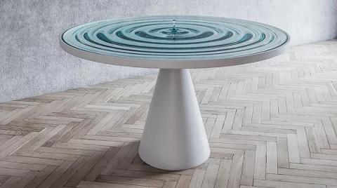 水面のテーブル02