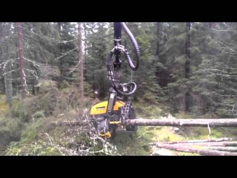森林伐採マシン00