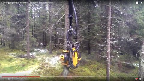 森林伐採マシン02