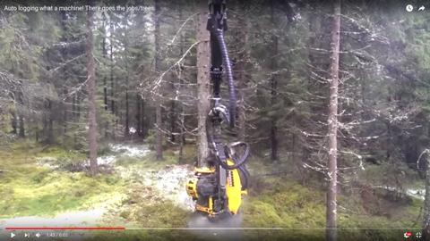 森林伐採マシン03