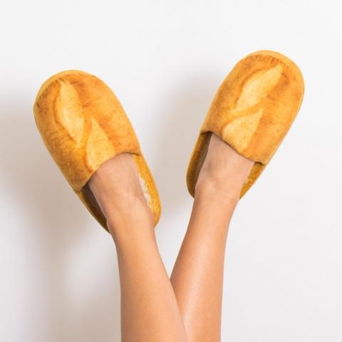 フランスパンのスリッパ04