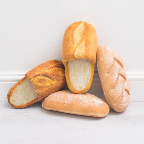 フランスパンのスリッパ05