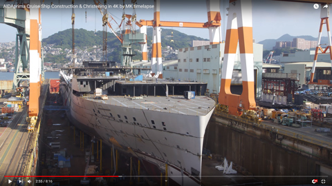 巨大な客船05