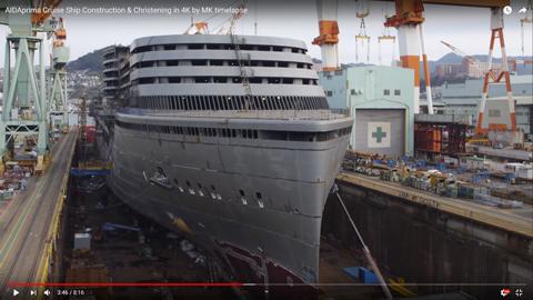 巨大な客船06