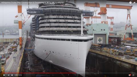 巨大な客船07