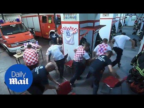 クロアチアの救急隊01