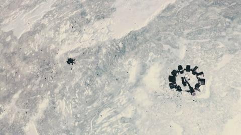 宇宙ステーション01