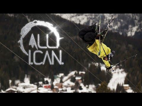 スキーを楽しむパフォーマンス_01