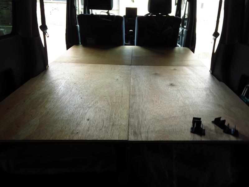 床板型合わせ