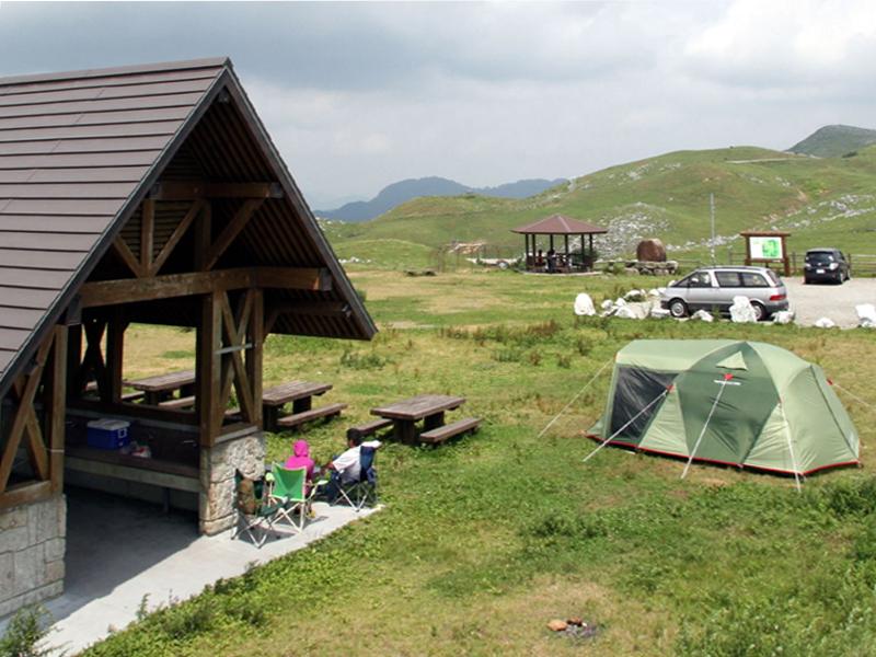 姫鶴平キャンプ場