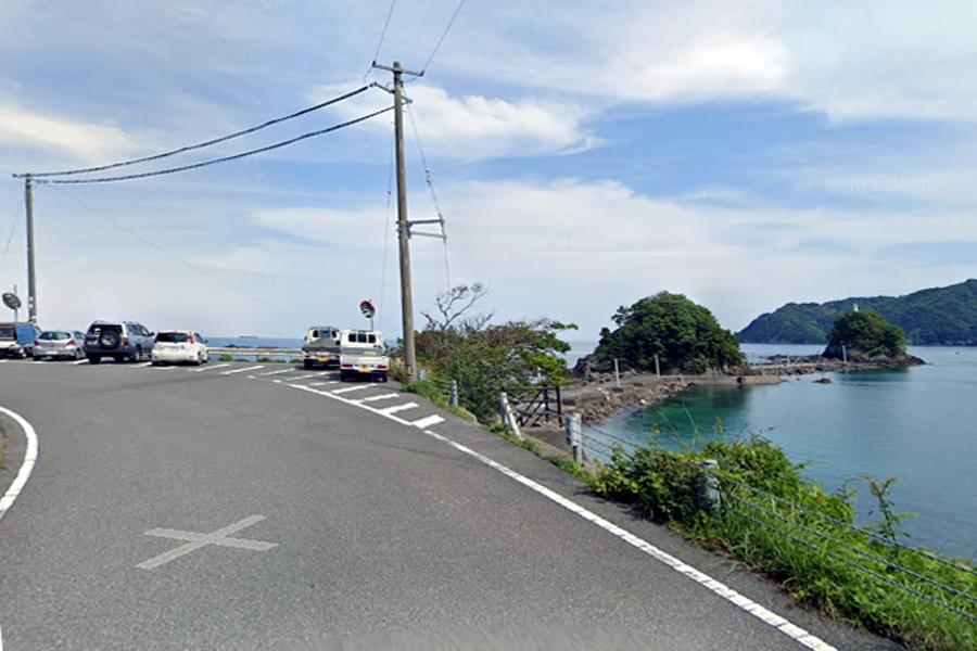 双名島分岐