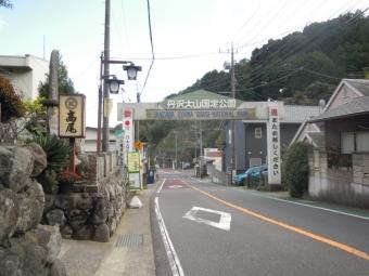 バス停から伊勢原へ191108