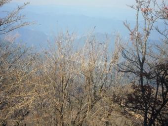 宮ケ瀬湖が見えます191115