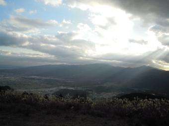 高松山頂上からー2 191120