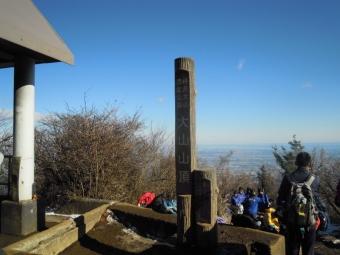 大山山頂200105