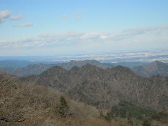 大山三峰200105