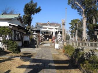 春日神社200113