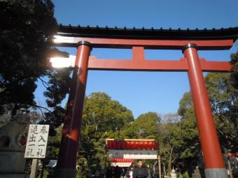 平塚八幡宮200113