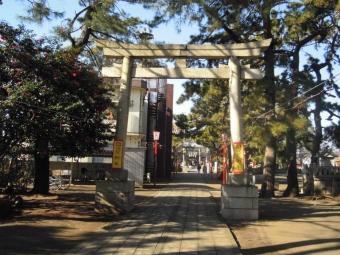 平塚三島神社200113