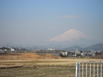 今日の富士山200114
