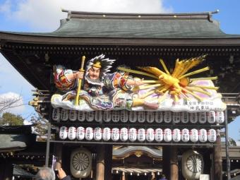 寒川神社200114