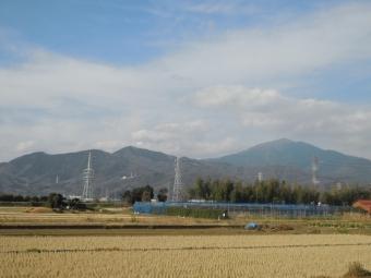 今日の大山方面200114