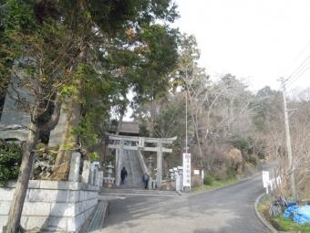 川匂神社鳥居200114