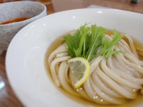 冷製トマトつけ麺