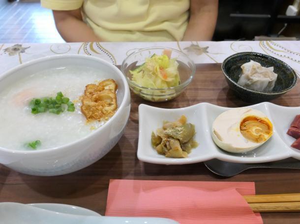 海鮮粥セット