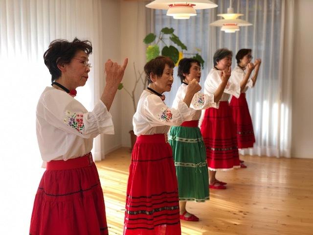 手話ダンス1