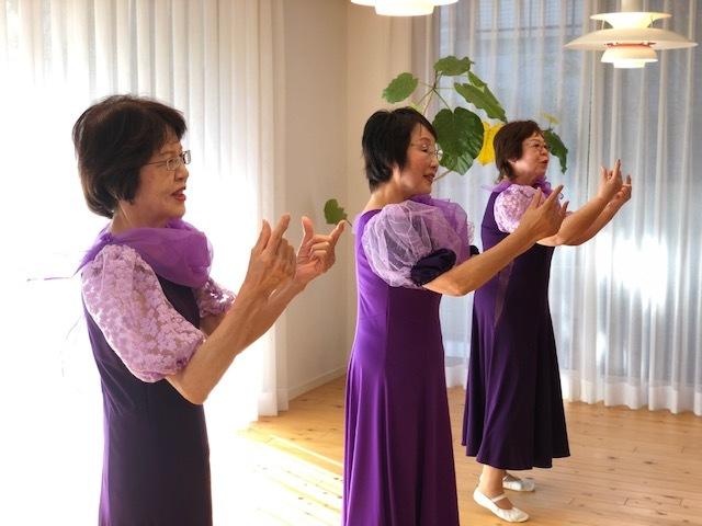 手話ダンス2