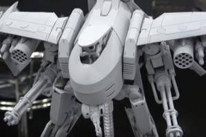 ヘキサギア バルクアームβ 標準仕様ハイトレーガースティールレイン、飛行ユニット ウッドペッカーt
