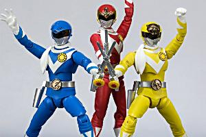 SHODO SUPER 太陽戦隊サンバルカン【プレミアムバンダイ限定】t
