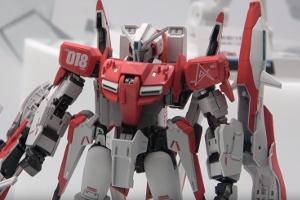 ROBOT魂(Ka signature) ゼータプラス A1型(テスト機カラータイプ)t