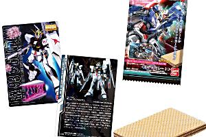 GUNDAMガンプラパッケージアートコレクション チョコウエハース4(20個入)t