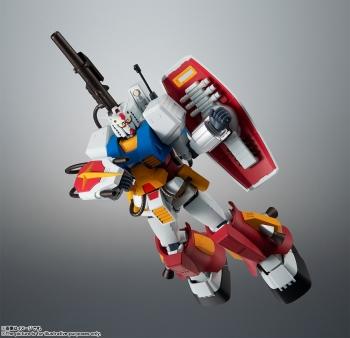 ROBOT魂 PF-78-1 パーフェクトガンダム ver. A.N.I.M.E. (8)