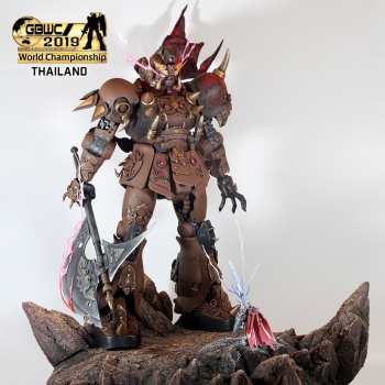 タイ オープンコースチャンピオン