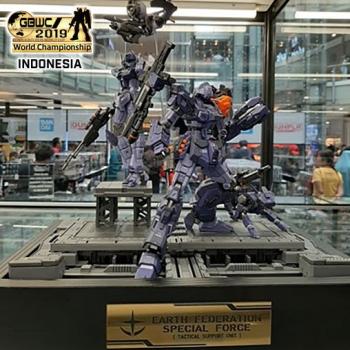 インドネシアインドネシア オープンコースチャンピオン