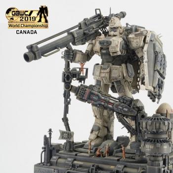 カナダオープンコースチャンピオン