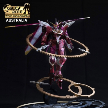 JUNIOR COURSE GROUP B CHAMPION -GBWC2019 FINALIST-