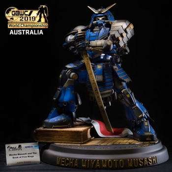 OPEN COURSE GROUP B CHAMPION -GBWC2019 FINALIST-